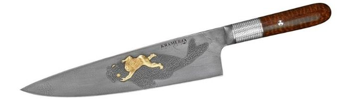 cuchillos de cocina de alta gama diseñados por Bob Kramer